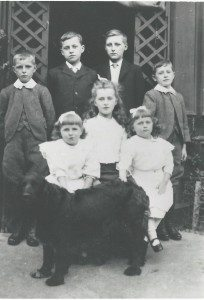 J W Lovegrove's children